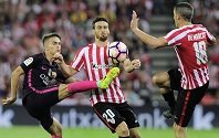 Betting. Athletic Bilbao vs Barcelona [05.01.17] : the Lions are dangerous at home