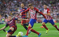 Betting. Barcelona vs Atletico Madrid [07.02.17] : the Catalans are merciless at Camp Nou